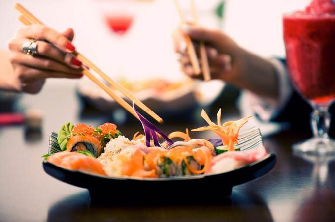 New trends in japanese cuisine blossoming overseas wochi for Asian tokyo japanese cuisine