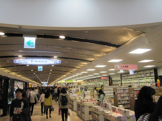 Why Japanese Novels Are Popular in South Korea―Publishing